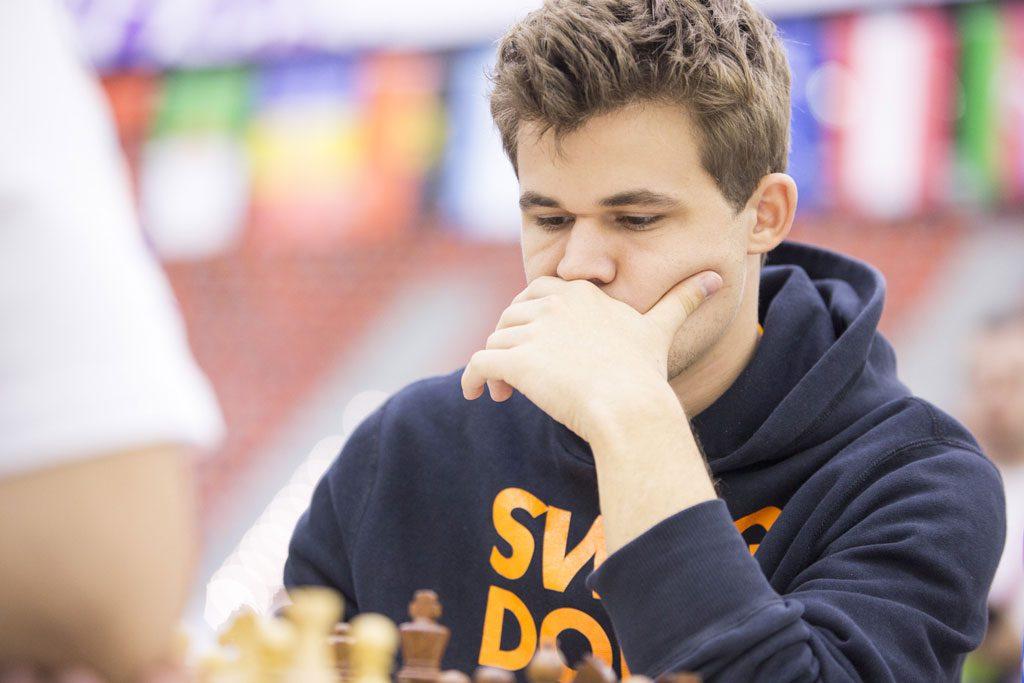 Magnus Carlsen. Foto: Maria Emelianova
