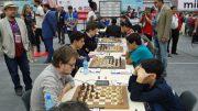Iran ble ingen match for Norge i 10. runde av Sjakk-OL. Foto: Morten L. Madsen