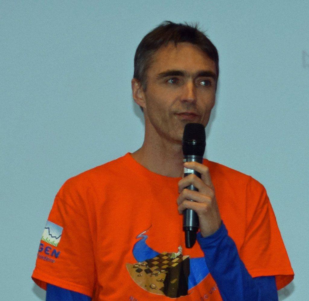 Petter Fossan. Foto: Tarjei J. Svensen