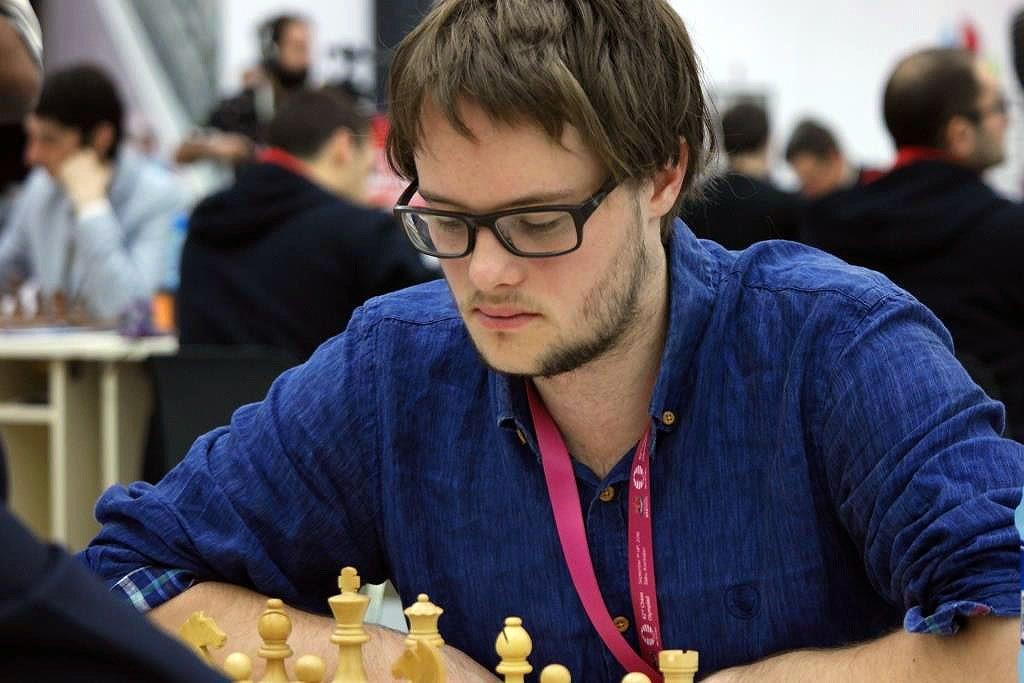Frode Urkedal var Norges beste spiller i Baku. Foto: Morten L. Madsen