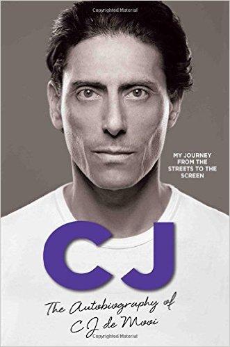 CJ de Moois bok, som utkom i 2015.