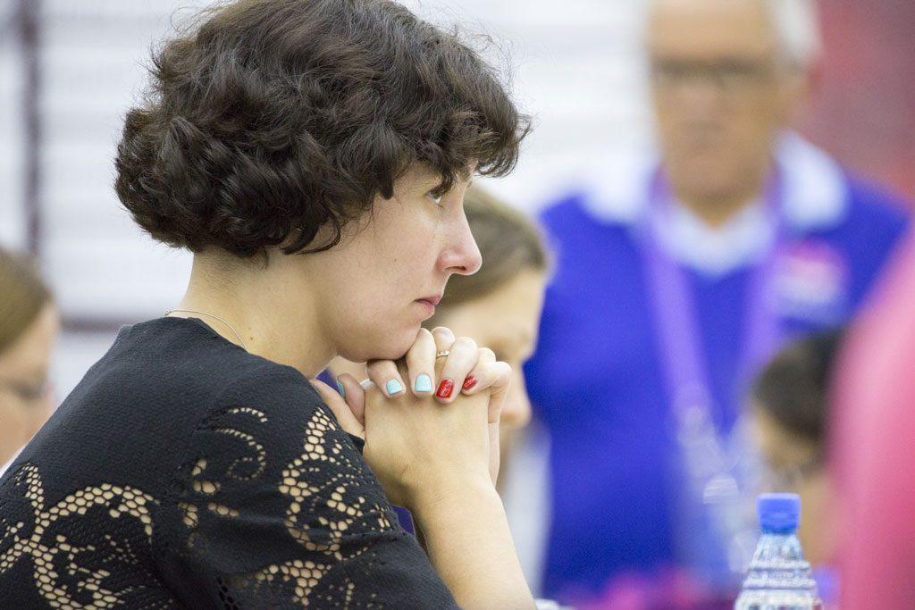 Dana Reizniece-Ozola. Foto: Maria Emelianova