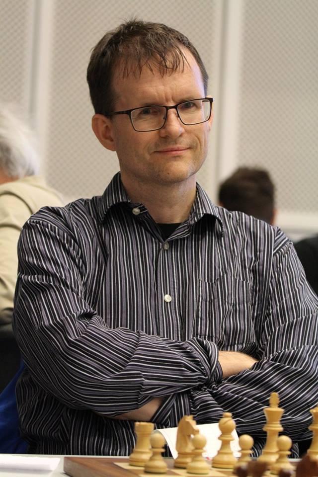 Rune Djurhuus med grei seier i 1. runde. Foto: Olga Dolzhikova