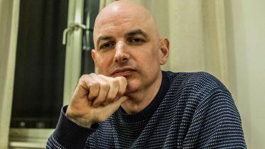 Atle Grønn tar over stafettpinnen etter Rune Djurhuus. Foto: Rolf Haug/mattogpatt.no