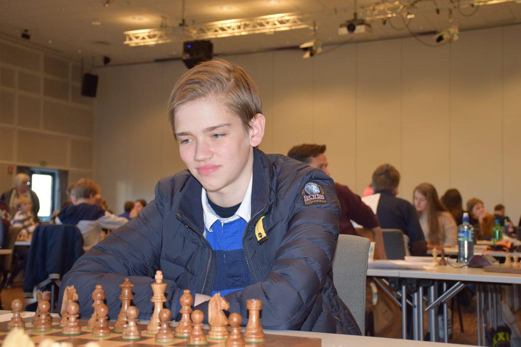 Tor Fredrik Kaasen. Foto: Tarjei J. Svensen