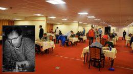 Maxim Devereaux støtter forslaget til Lars Magne Andreassen og vil ha Tromsø sjakklubb med i årets eliteserien. Foto: Rolf Haug/Tarjei J. Svensen