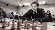 Tor Fredrik Kaasen med enorm prestasjon i Oslo Chess Festival. Foto: Rolf Haug (www.haugsbilsalg.no)