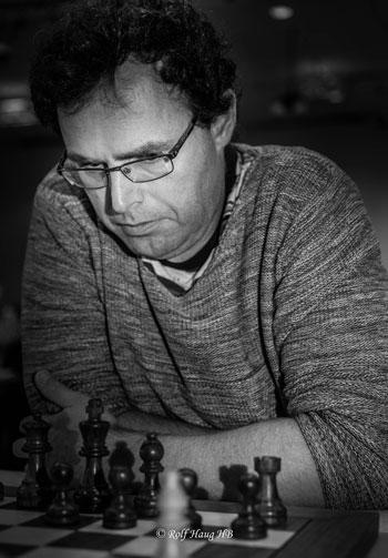 Maxim Devereaux, Black Knights. Foto: Rolf Haug (www.haugsbilsalg.no)