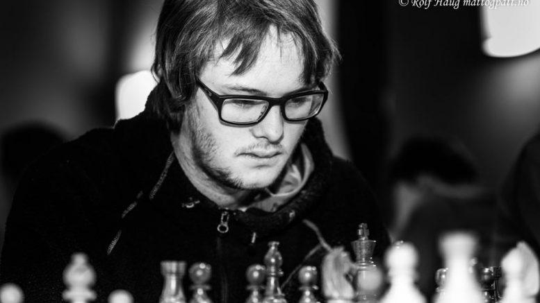 Frode Urkedal ble den store spilleren den første helgen av Codanserien. Foto: Rolf HAug/mattogpatt.no
