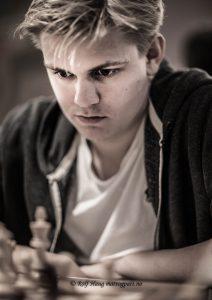 Lars Oskar Hauge. Foto: Rolf Haug/mattogpatt.no