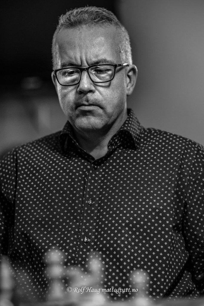 Einar Gausel. Foto: Rolf Haug/mattogpatt.no