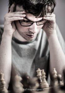 Martin Haubro. Foto: Rolf Haug/mattogpatt.no