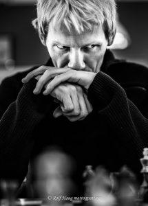 Carl Fredrik Ekeberg. Foto: Rolf Haug