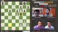 Magnus Carlsen spilte matchen fra et ukjent sted mot Hikaru Nakamura. Foto: Chess.com