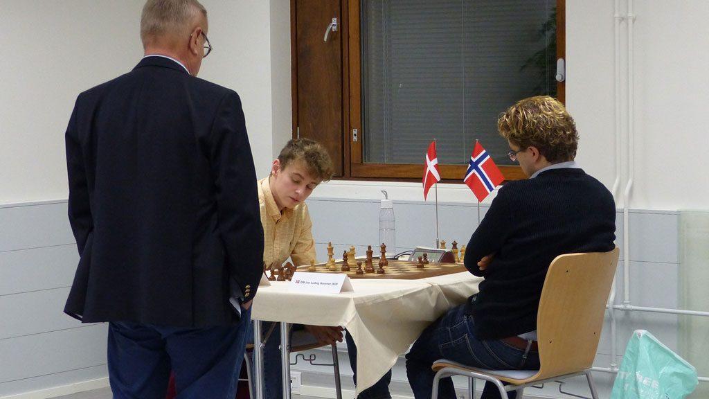 Martn Percivaldi - Jon Ludvig Hammer. Foto: Toivo Pudas