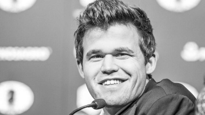 Magnus Carlsen kan sikre seg Folkets Idrettspris for femte gang. Foto: Maria Emelianova