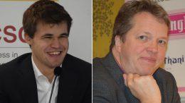 Nigel Short mener Magnus Carlsen vil bli en av tidenes største sjakkspillere om han tar sin tredje VM-tittel. Foto: Yerazik Khachatourian