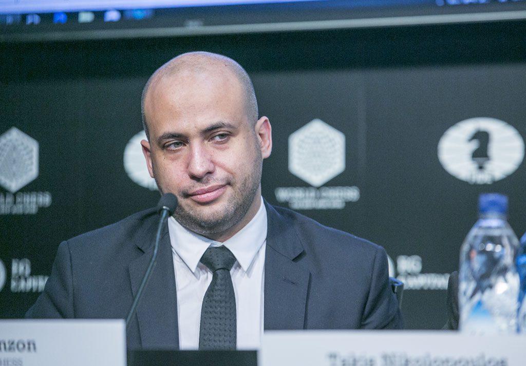 Ilya Merenzon, sjef for Agon. Foto: Maria Emelianova