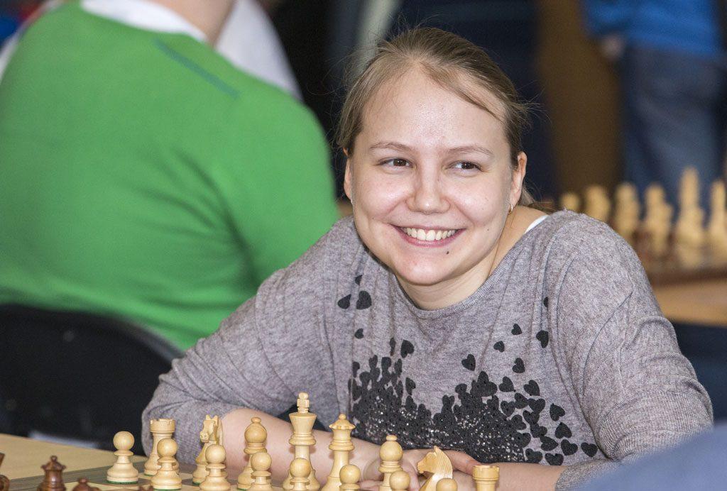 Valentina Gunina. Foto: Maria Emelianova