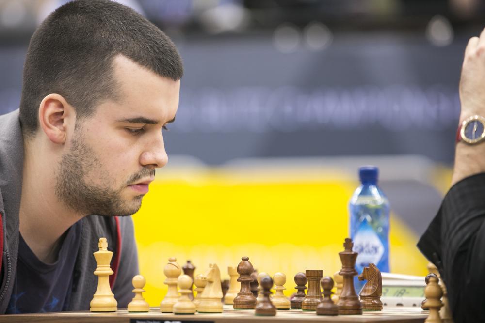 Ian Nepomniachtchi. Foto: Maria Emelianova