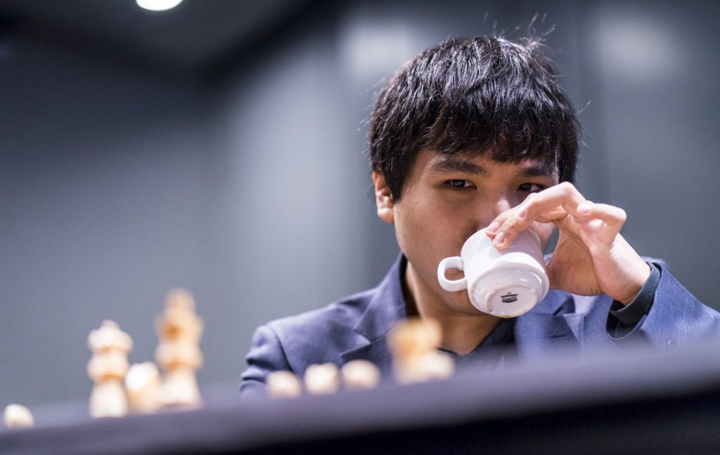 Wesley So. Foto: Lennart Ootes/Grand Chess Tour/London Chess Classic