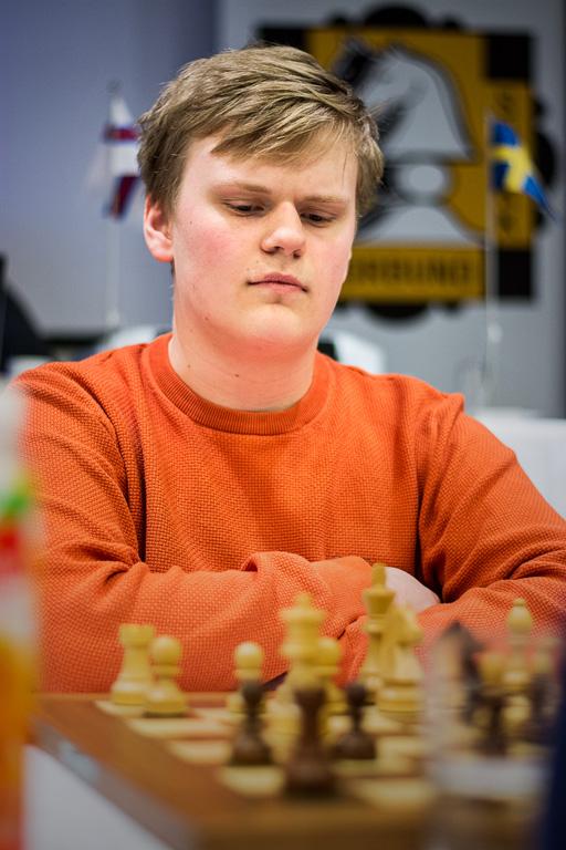 Andreas Tryggestad. Foto: Kristoffer Gressli/USF