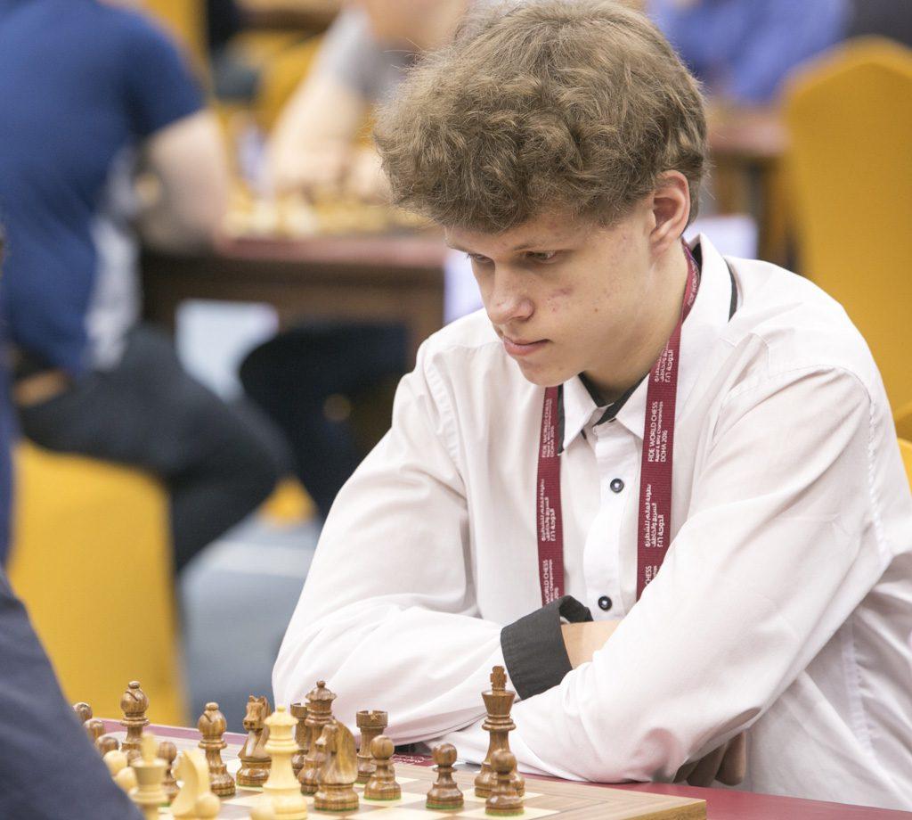 Vladislav Artemiev (18). Foto: Maria Emelianova