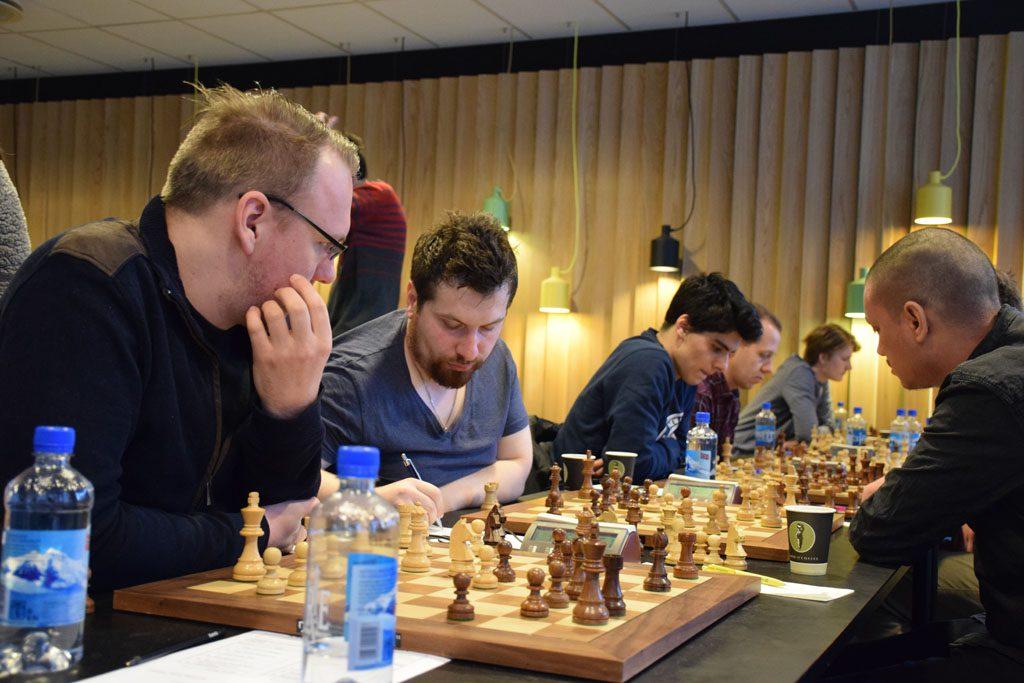 Vålerenga i siste runde mot Stavanger. Foto: Tarjei J. Svensen