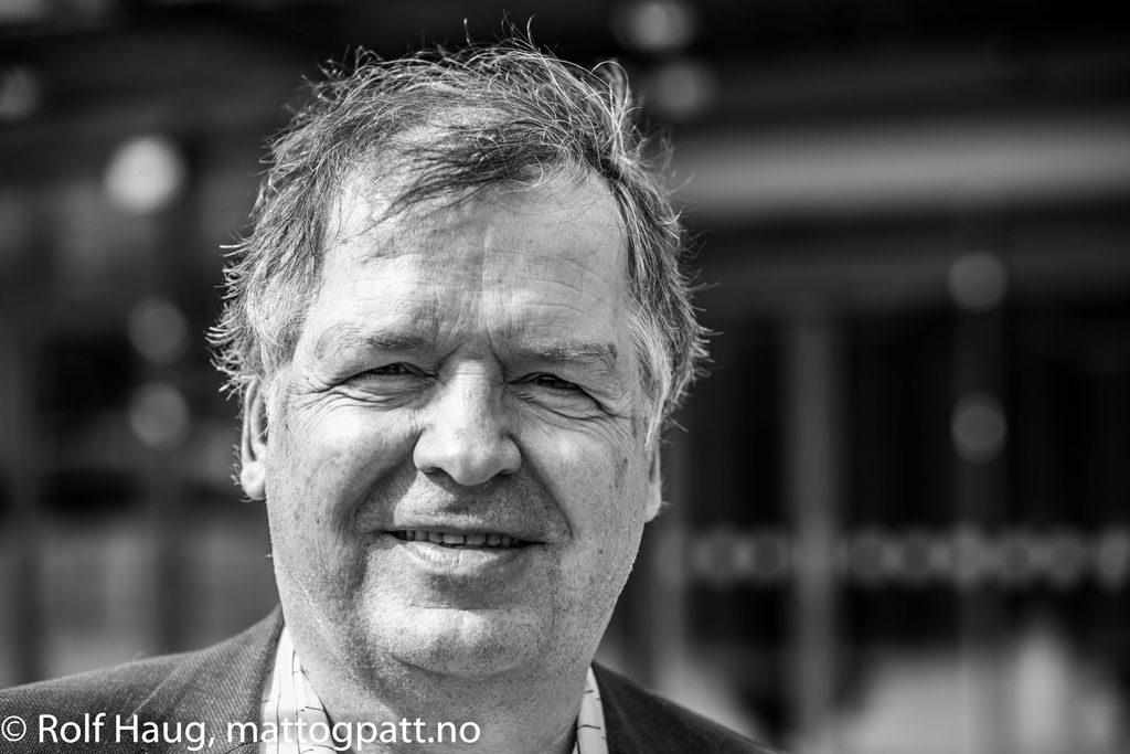 Generalsekretær i Norges Sjakkforbund Geir Nesheim. Foto: Rolf Haug/mattogpatt.no