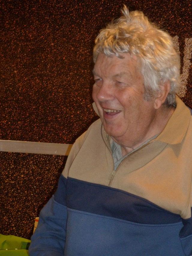 Gunnar Bue (1943-2017). Her fra Oslo Chess International i 2011. Foto: Tarjei J. Svensen
