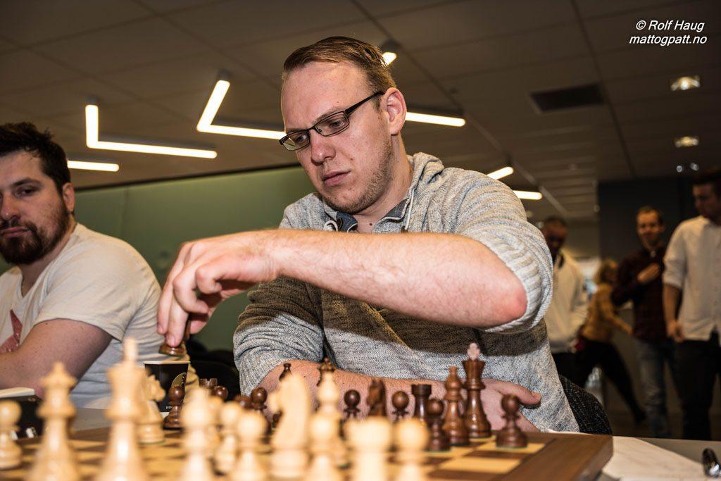 Markus Ragger, Østerrikes éner, spiller for Vålerenga. Foto: Rolf Haug/mattogpatt.no