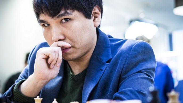 SNART VERDENSENER? Wesley So jakter amerikansk mesterskap - og Magnus Carlsen på verdensrankingen. Foto: Lennart Ootes/St Louis Chess Club