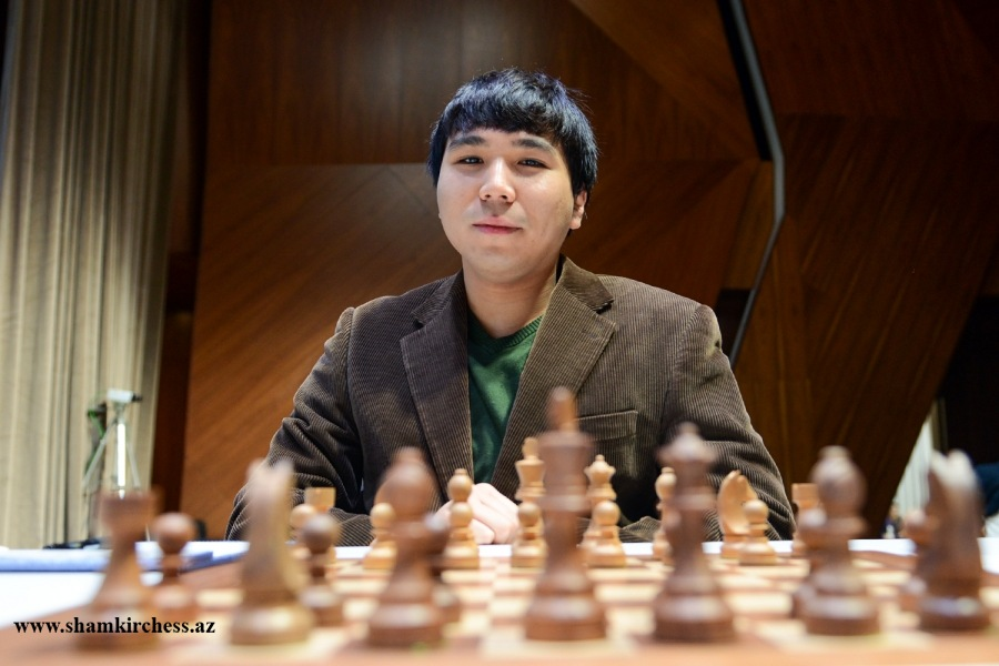 KOMET: Wesley So spiller for sin fjerde seier i en superturnering på rad. Foto: Shamkir Chess