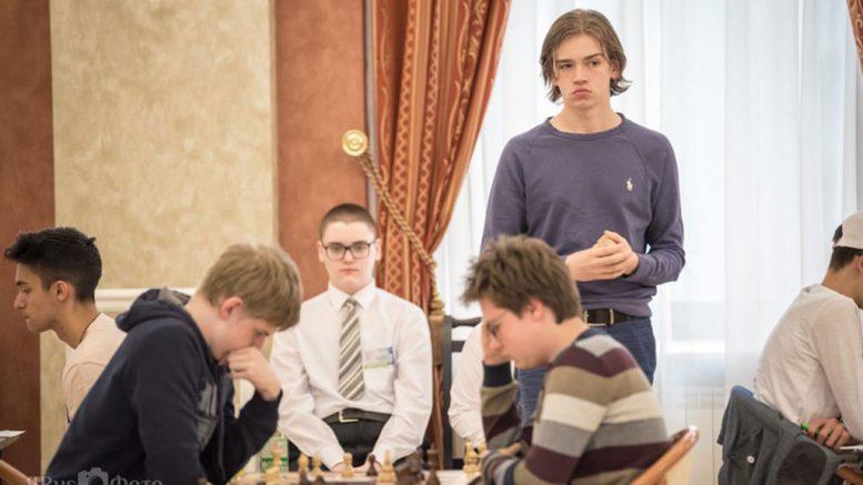 DOBBELSEIER: Tor Fredrik Kaasen vant to på rad etter nederlaget i tredje runde. Foto: World Youth Stars