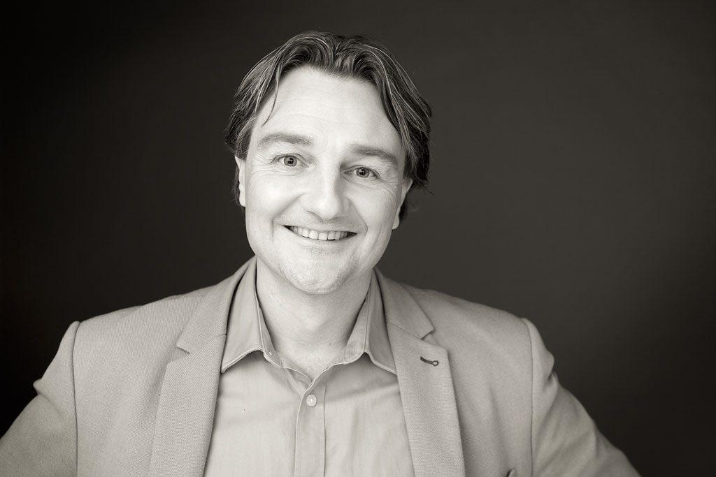 President i Norges Sjakkforbund, Morten L. Madsen