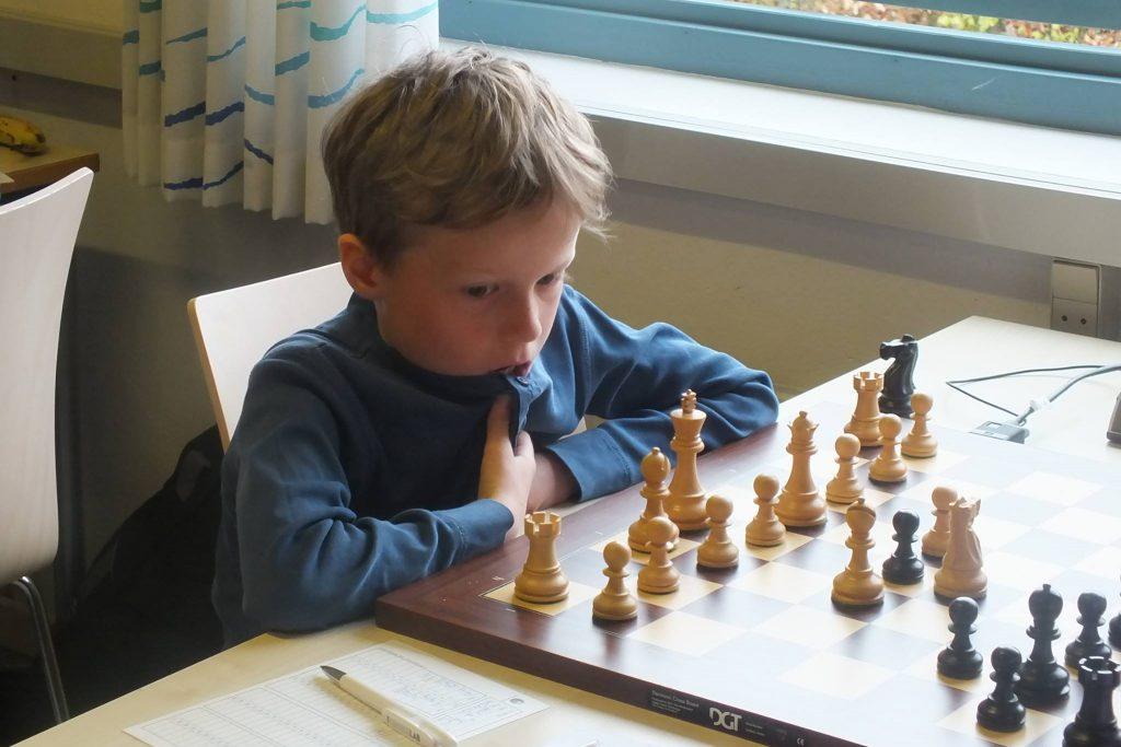 SUPERTALENT: Aksel Bu Kvaløy fra Stavanger er et navn å merke seg. Foto: Lars-Henrik Bech Hansen