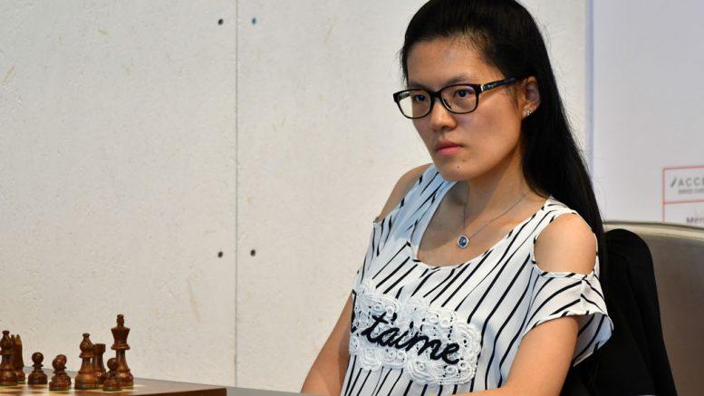 TIDENES PRESTASJON? Hou Yifan har stått for en av tidenes kvinnelige sjakkprestasjoner i Sveits. Foto: Biel International Chess Festival