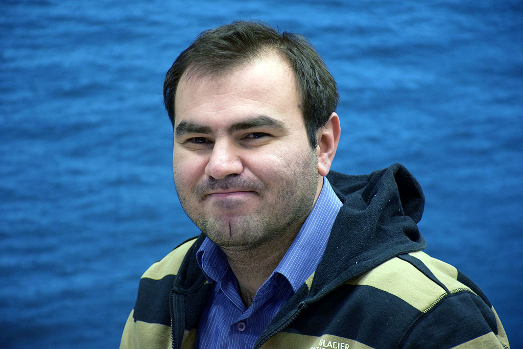 Shakhriyar Mamedyarov i Wijk aan Zee 2016. Foto: Yerazik Khachatourian