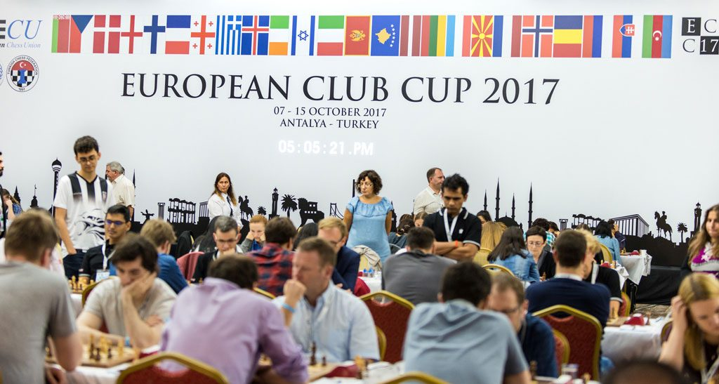 EUROPACUPEN: Fra 1. runde søndag. Foto: David Llada