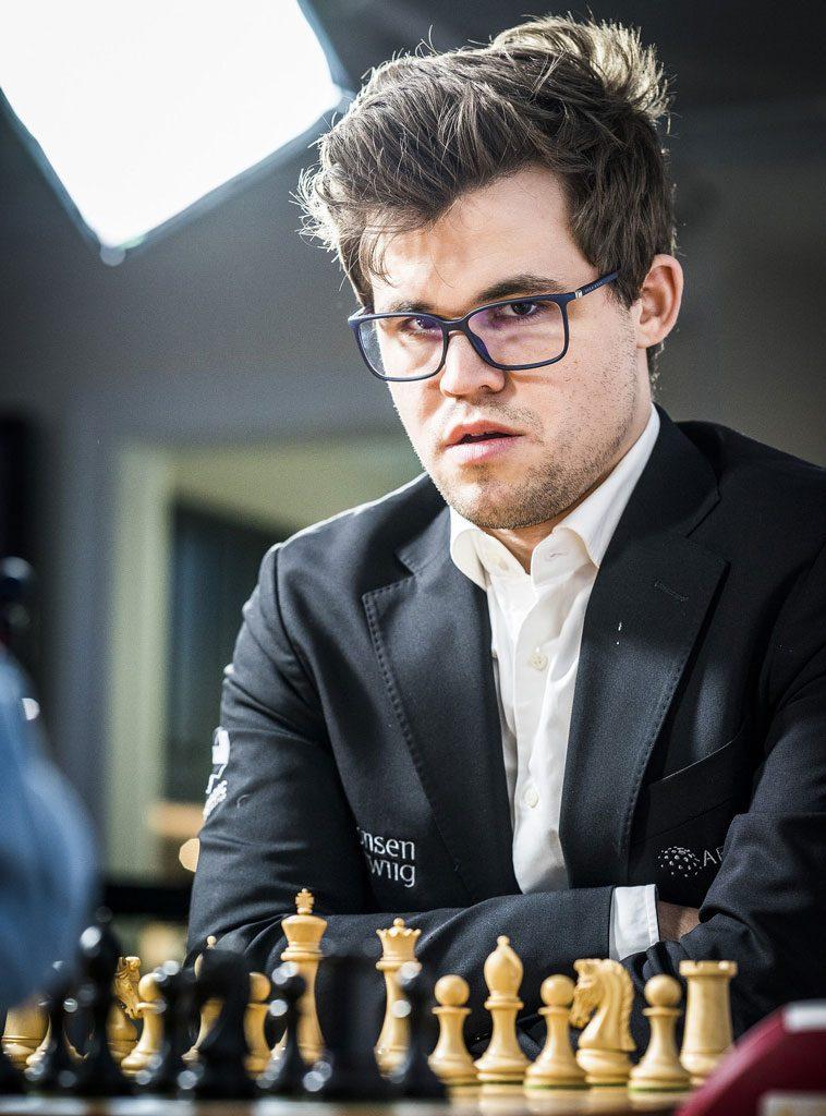Magnus Carlsen vant 16 av 30 partier mot Ding Liren i St. Louis. Foto: Lennart Ootes