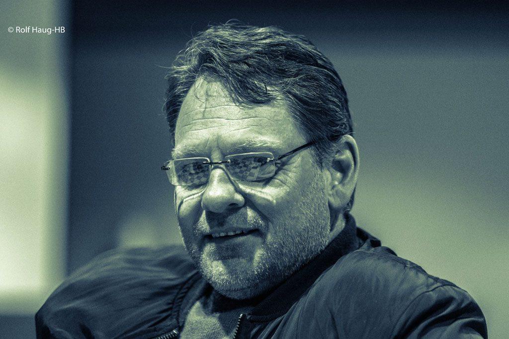 Svein Erik Lurdalen. Foto: Rolf Haug/mattogpatt.no