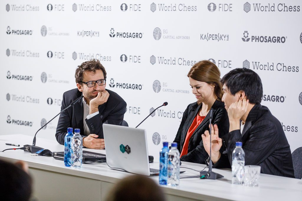 Both Levon Aronian and Wesley So had a disappointing Candidates. Photo: World Chess