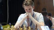 Johan-Sebastian Christiansen imponerer stort etter 9 runder i Junior-VM. Foto: http://wjcc2018.tsf.org.tr