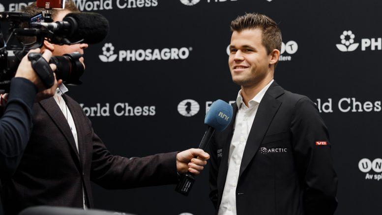 Guide Slik Folger Du Magnus Carlsen Og Fabiano Caruana I Sjakk Vm
