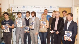 Deltakere i EnterCard Chess Qualifier