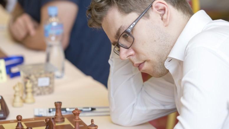 Jon Ludvig Hammer, her fra Europacupen. Foto: Maria Emelianova