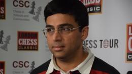 Viswanathan Anand. Foto: Yerazik Khachatourian