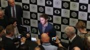 Sergey Karjakin en populær mann etter seieren i Kandidatturneringen. Foto: WORLD CHESS Press Office; Evgeny Pogonin