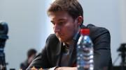 Sergey Karjakin. Foto: WORLD CHESS Press Office; Evgeny Pogonin
