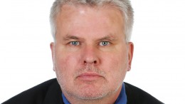 Bjørn Salvesen, president i Norges Sjakkforbund
